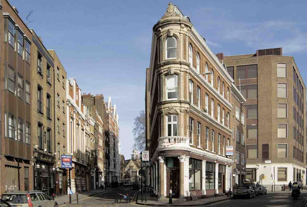 Boundary House Charterhouse Street Ec1 London Mcm Panel