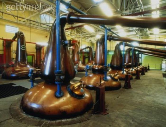 Mortlach Distillery Mcm Panel