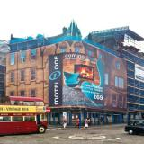 Motel One, Princes Street, Edinburgh
