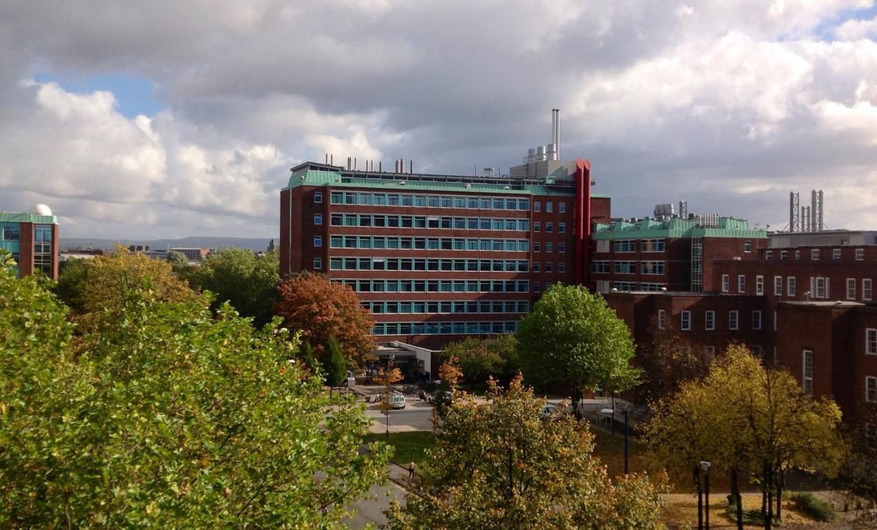 The Chemistry Building The University Of Manchester Mcm